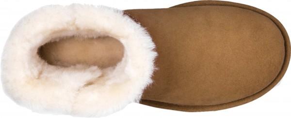 MINI BAILEY BUTTON II Stiefel 2021 chestnut