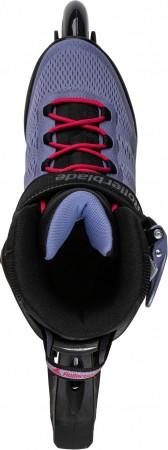 SIRIO 84 W Inline Skate 2021 smoky purple/hot pink
