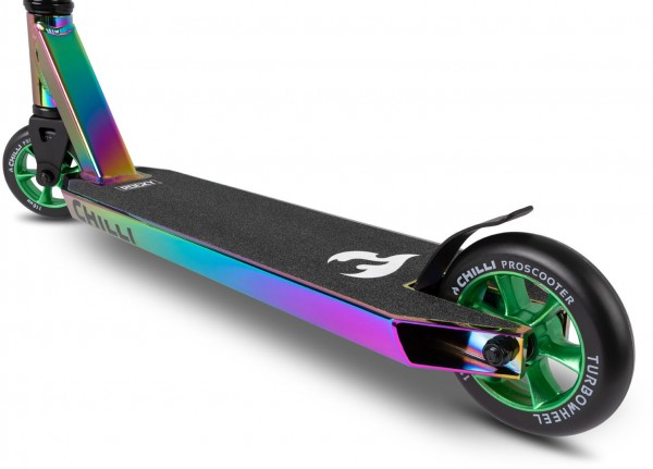 ROCKY Scooter Grind Limited Edition neochrome/green
