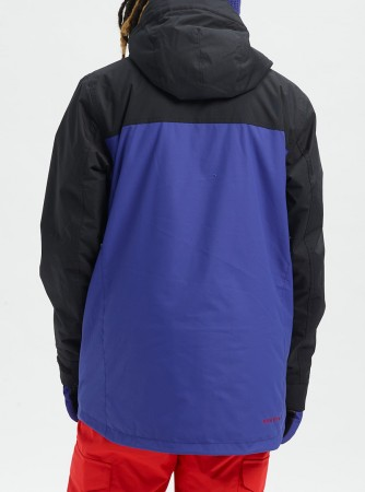 COVERT Jacket 2020 royal blue/true black