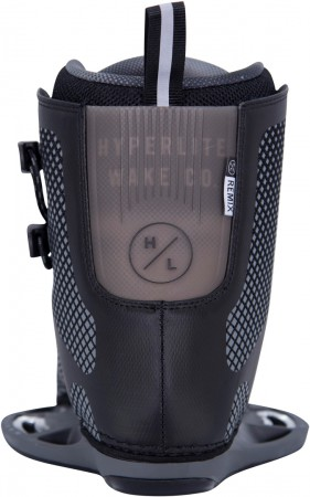TOP NOTCH FLEX 148 2019 black/caffeinated/wood inkl. HYPERLITE REMIX Boots 2021 black