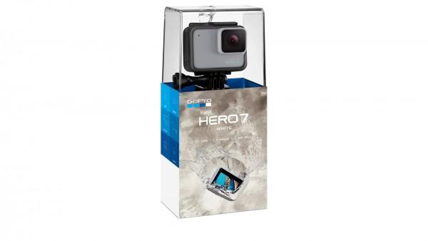 HERO7 Kamera white