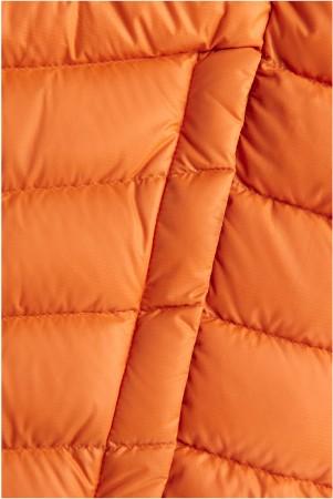 FROST DOWN Jacke 2021 orange altitude