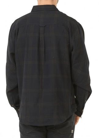 HILLSBORO Flannel Shirt 2020 flanel black