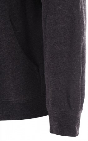 ONE AND ONLY Hoodie 2021 black heather