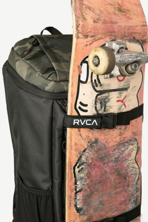VOYAGE SKATE Backpack 2019 black