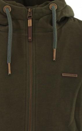 NATE Zip Hoodie 2021 olive