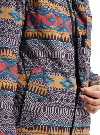 JET SET Jacket 2019 tahoe freya weave