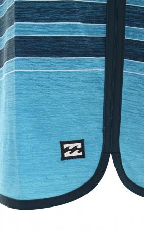 73 STRIPE PRO Boardshort 2021 navy