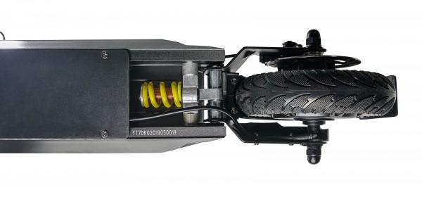 MIT KOMFORT E-Scooter 2020 black