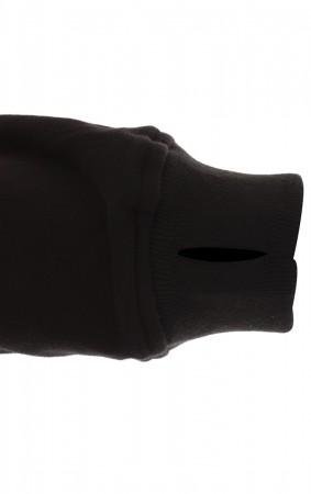 RIDING HOODIE Hoodie 2021 black logo