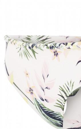 ROXY BLOOM ELONGATED TRIANGLE Bikini 2021 bright white praslin
