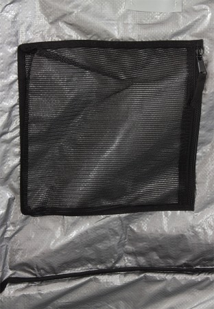 X WH1 MATRIX WHEELIE Boardbag pewter