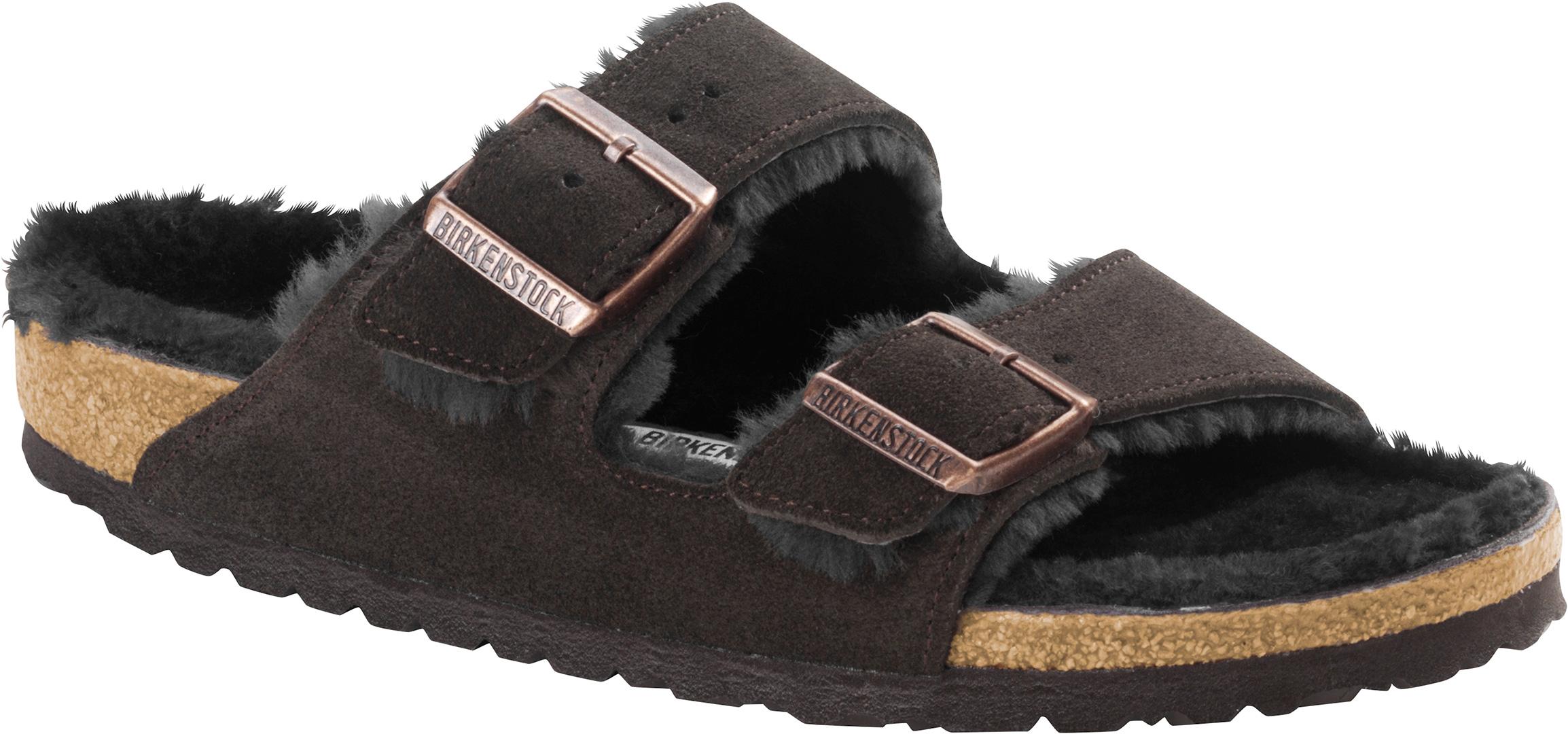 Birkenstock ARIZONA Slap FELL Sandale 2018 mocca/mocca Sandale Slap ARIZONA Badeschuhe Schuhe 400d24