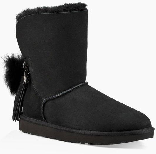 9f708a7e505 CLASSIC CHARM Boots 2019 black