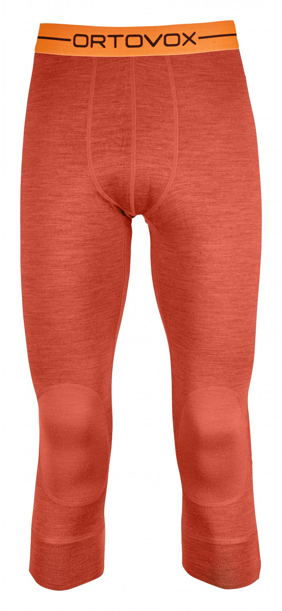 9b5e43246c6 MERINO 185 ROCK N WOOL SHORT Hose 2019 crazy orange blend ...