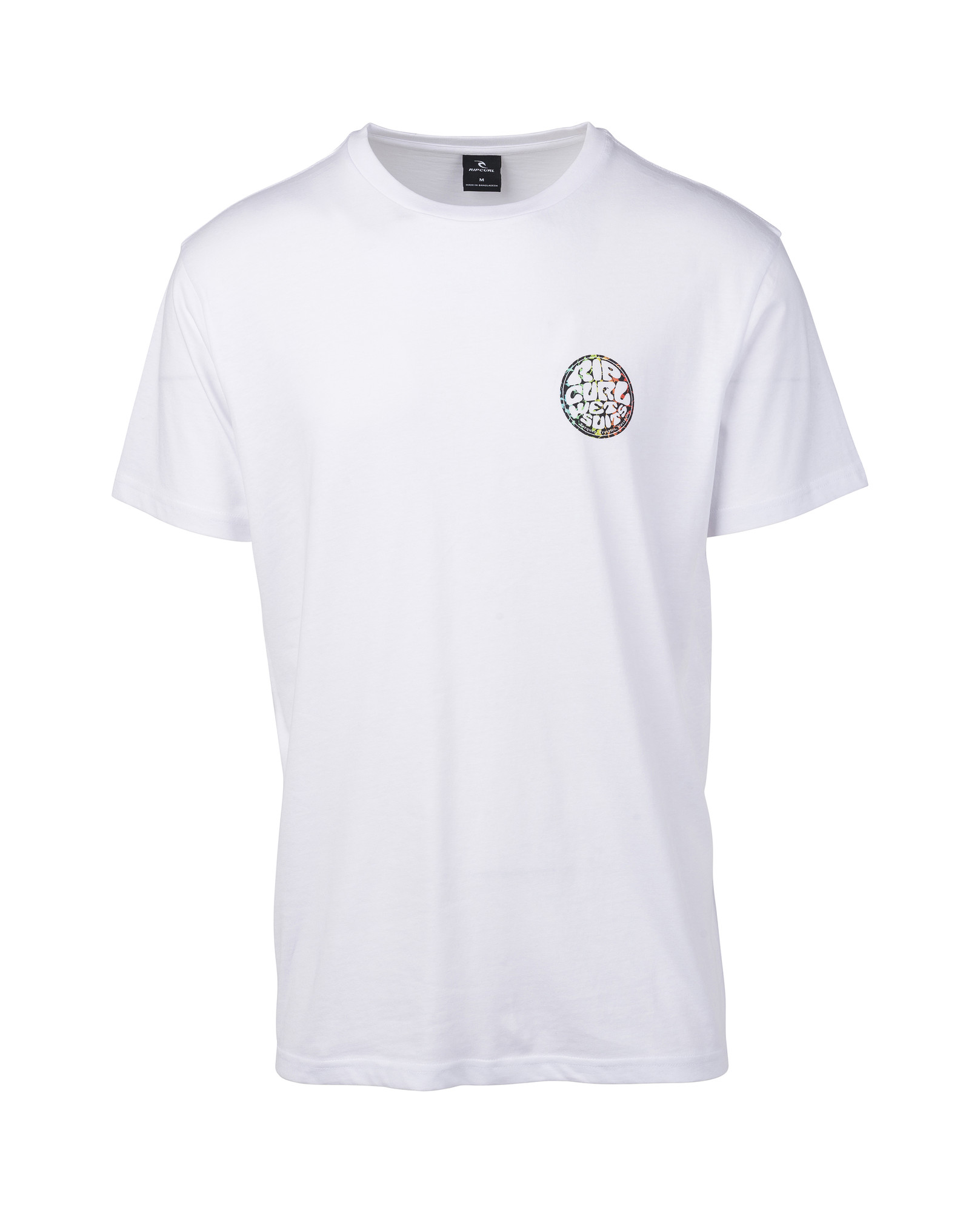84028cdfcd0f Rip curl RIDERS SS T-Shirt 2019 optical white | Warehouse One