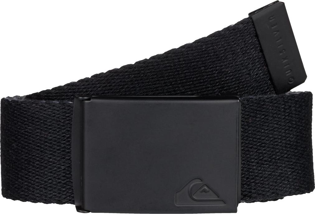 Gürtel Belt QUIKSILVER THE JAM Gürtel 2020 black Damen Streetwear Gürtel Belt