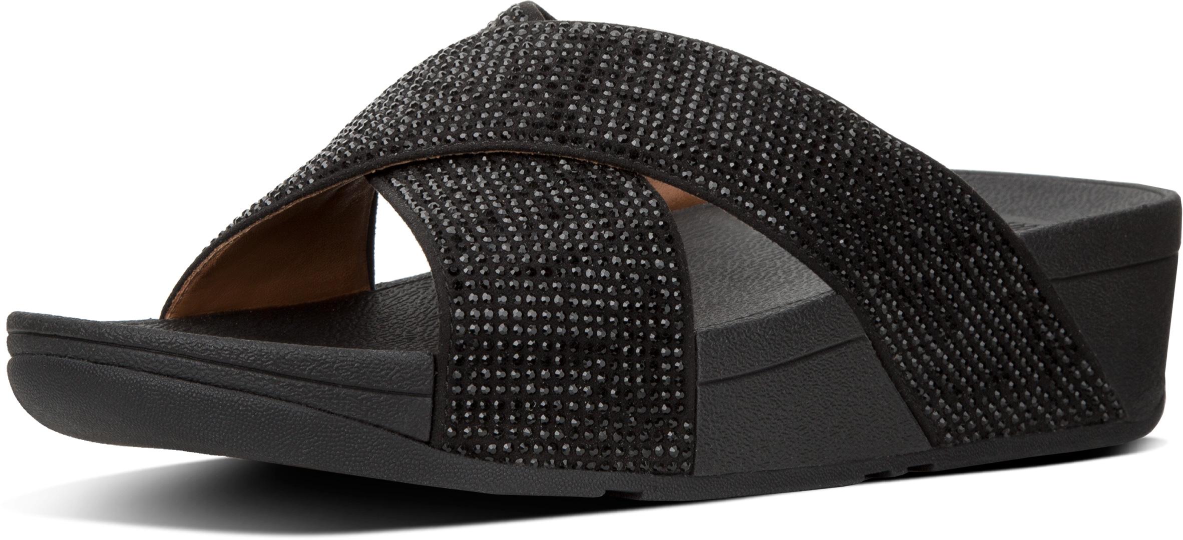 065559fb20ca Fitflop RITZY SLIDE Sandal 2018 black
