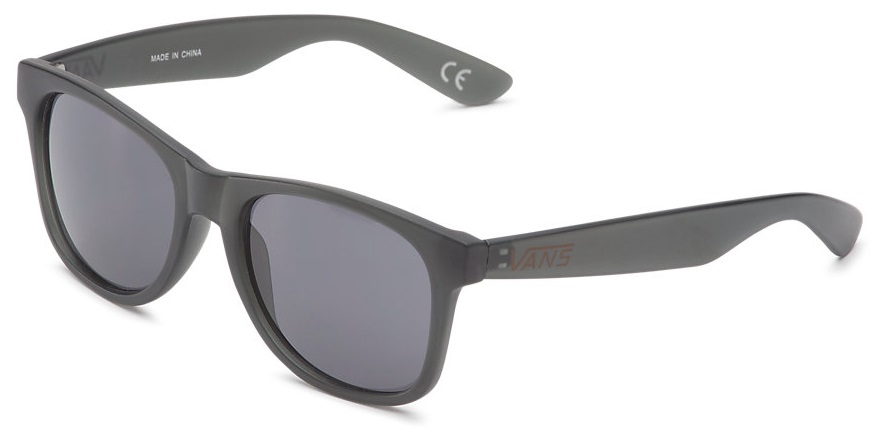 4488f57519 SPICOLI 4 SHADES Sunglasses 2019 black frosted translucent. VANS