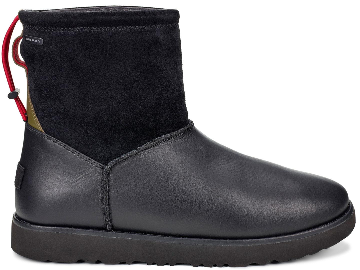 ca41929276a CLASSIC TOGGLE WATERPROOF Boot 2019 black