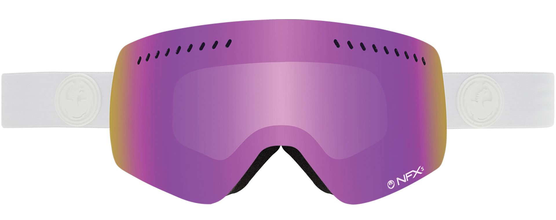 NFXS Schneebrille 2017 whiteout/pink ionized | Warehouse One