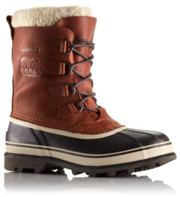 Sorel CARIBOU WOOL Boot 2019 tobacco  ce25b147e29b