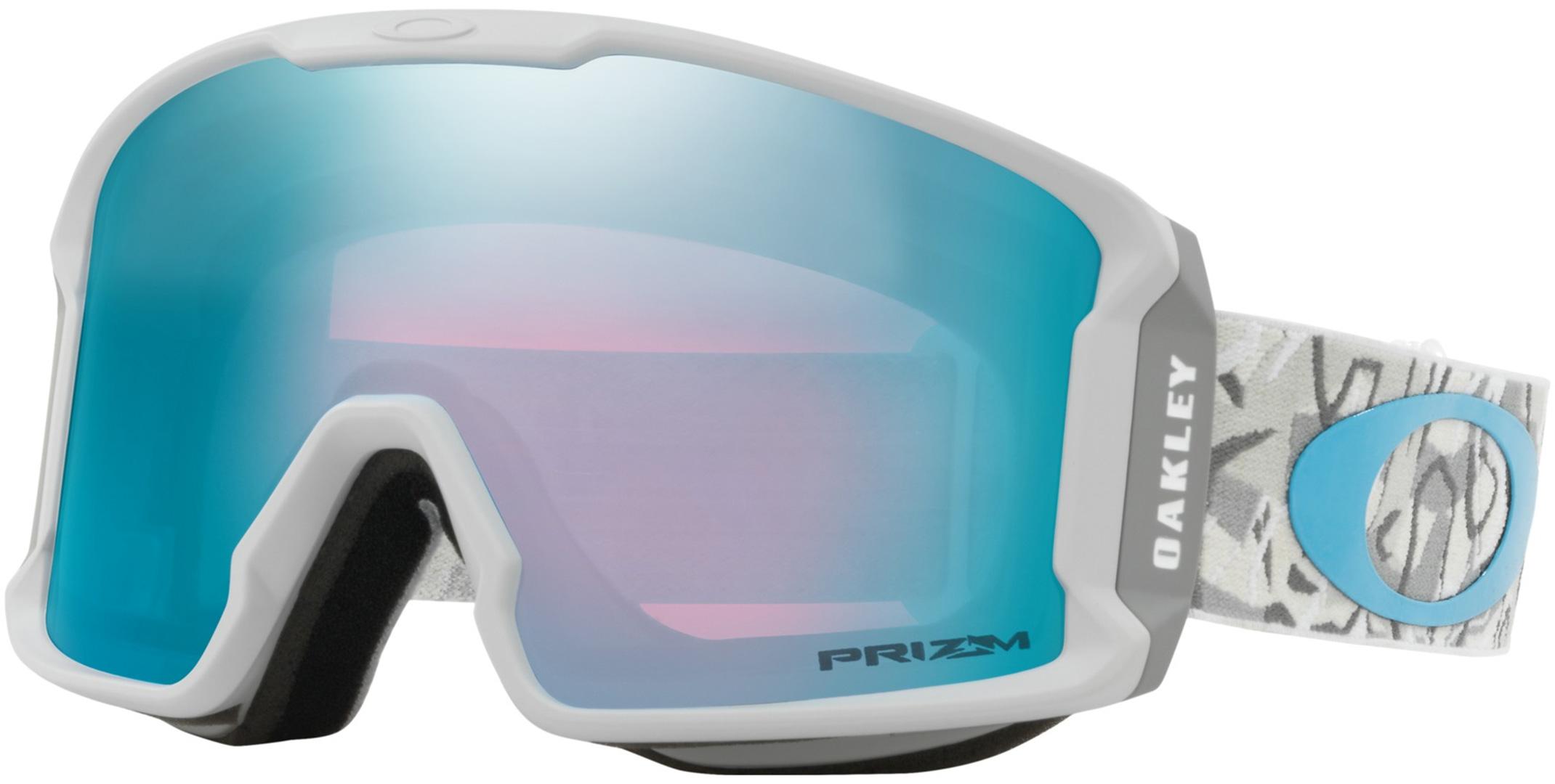 c15f7ffd434 Oakley LINE MINER XM Goggle 2019 camo vine snow prizm sapphire ...