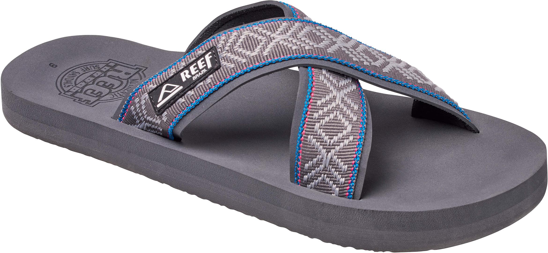 Reef CROSSOVER Slap 2017 Gris Sandalia NUEVA Zapatillas Baño Zapatos NUEVA Sandalia ORIGINAL 9fd2b8