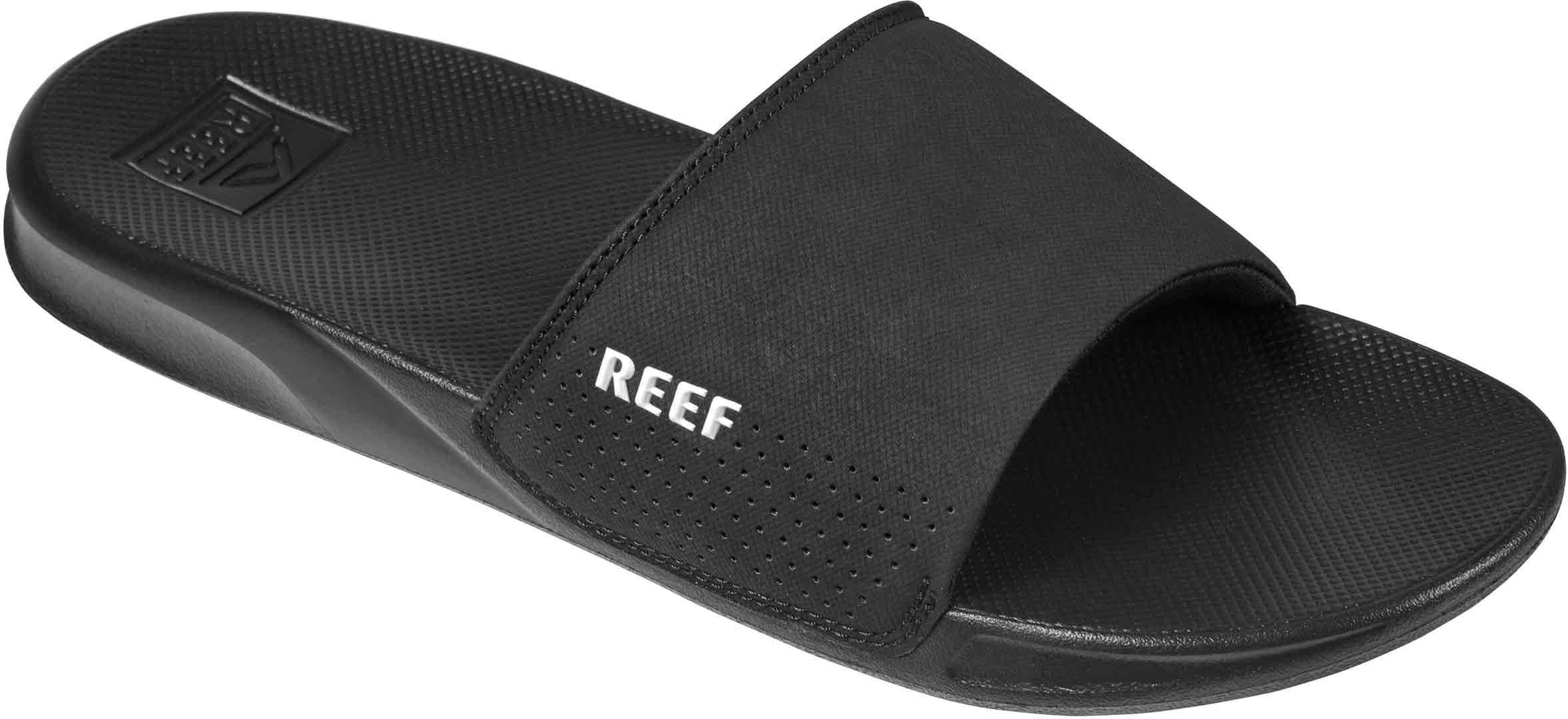 a5a9092bae872 Reef ONE SLIDE Sandal 2019 black | Warehouse One