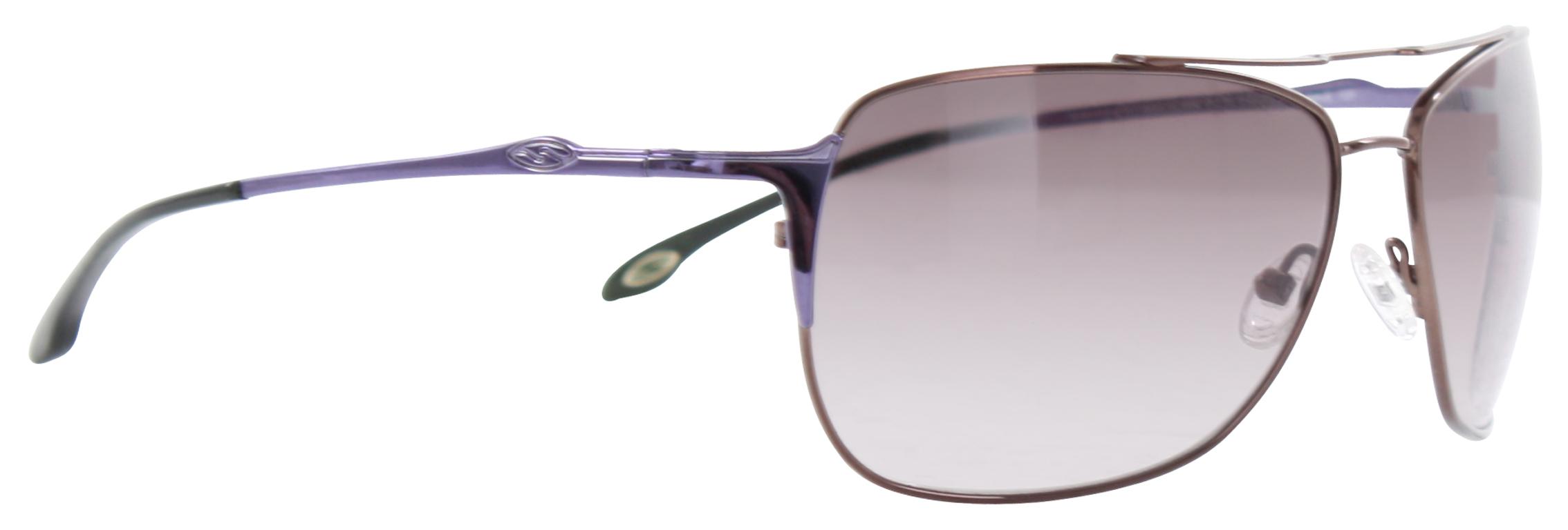 72b41622cb Smith SMITH ROSEWOOD Sunglasses gunmetal purple grey polarized