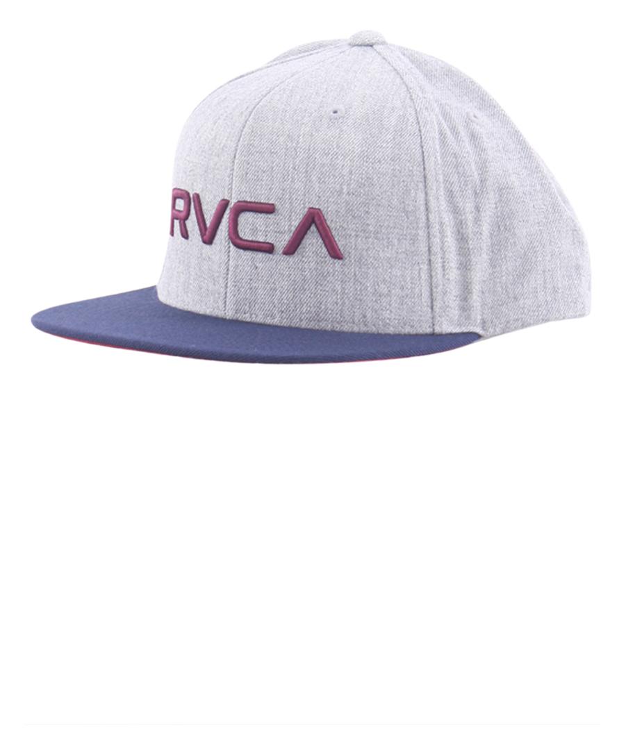 save off 06528 48284 TWILL III Snapback Cap 2018 heather grey blue