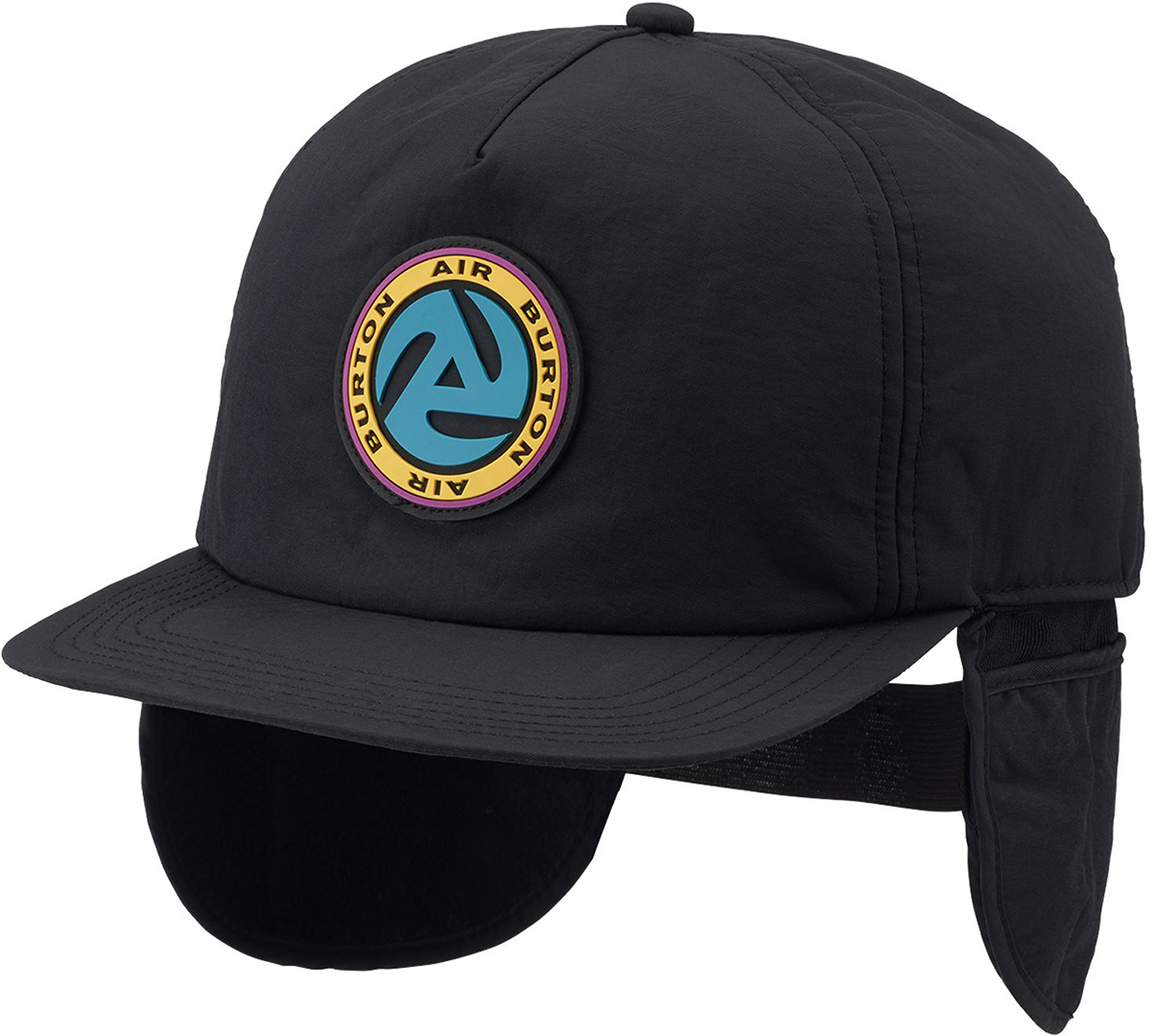 a6de1d26f98 RETRO Cap 2019 true black. BURTON