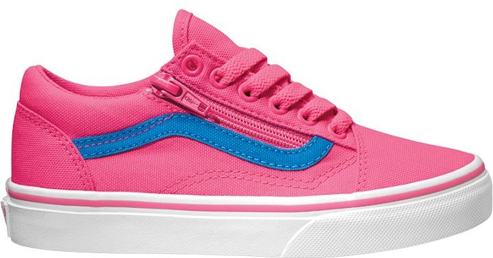 Vans Kids Old Skool Schuh Pink