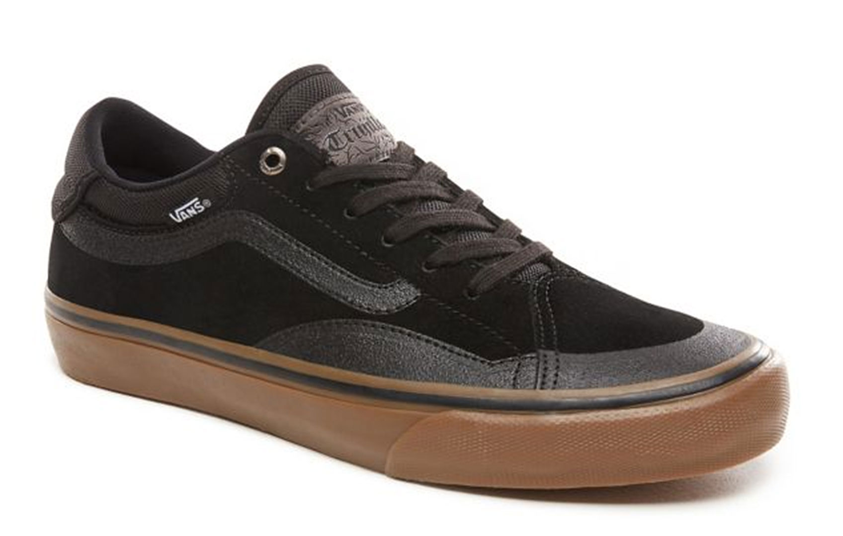 4643dd959b8cd6 Vans TNT ADVANCED PROTOTYPE Shoe 2019 black gum