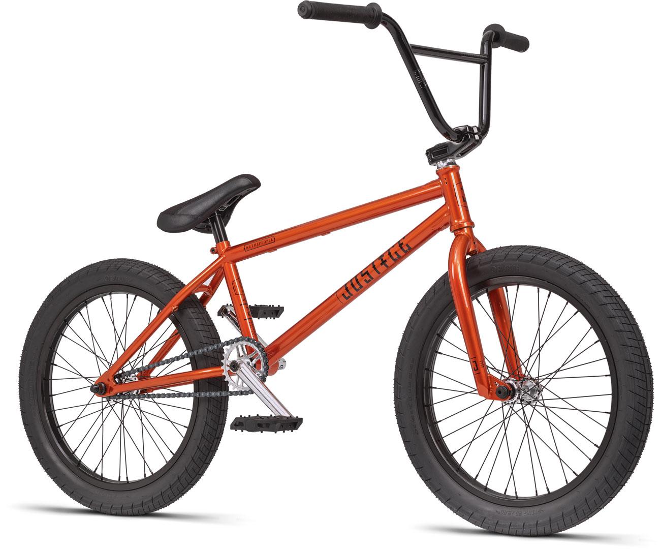 "JUSTICE 20.5"" BMX Bike 2016 orange   Warehouse One"
