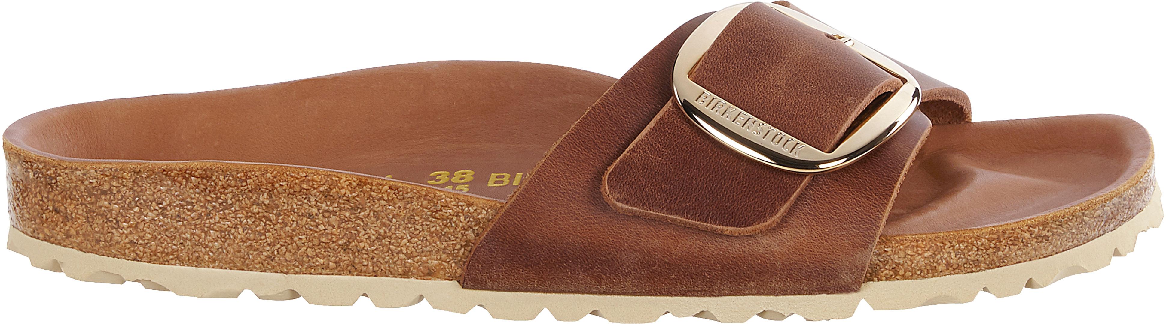 Cognac Buckle Sandal Big 2020 Madrid Slim nw8k0OP