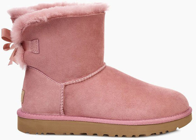 d0701e478af MINI BAILEY BOW II Boot 2019 pink dawn
