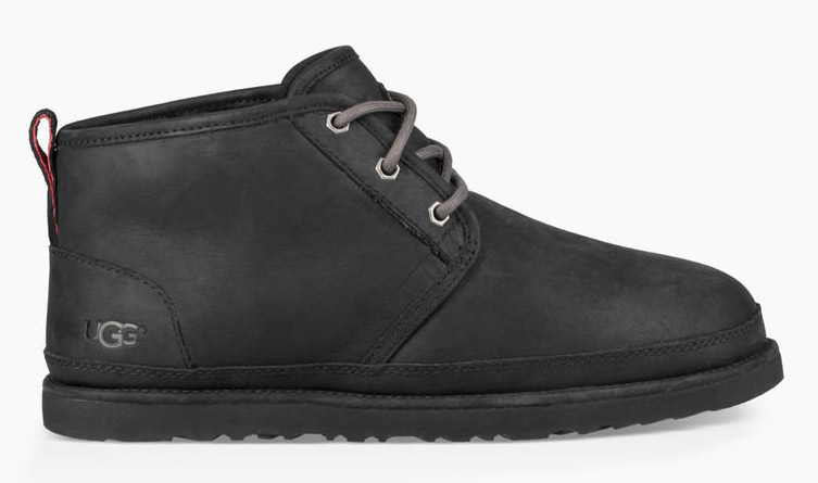 07b5ceb411b NEUMEL WATERPROOF Boot 2019 black