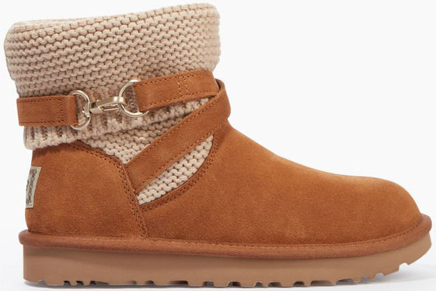 Ugg 2019 Purl Stiefel Strap ChestnutWarehouse One Classic gI7yfvY6b