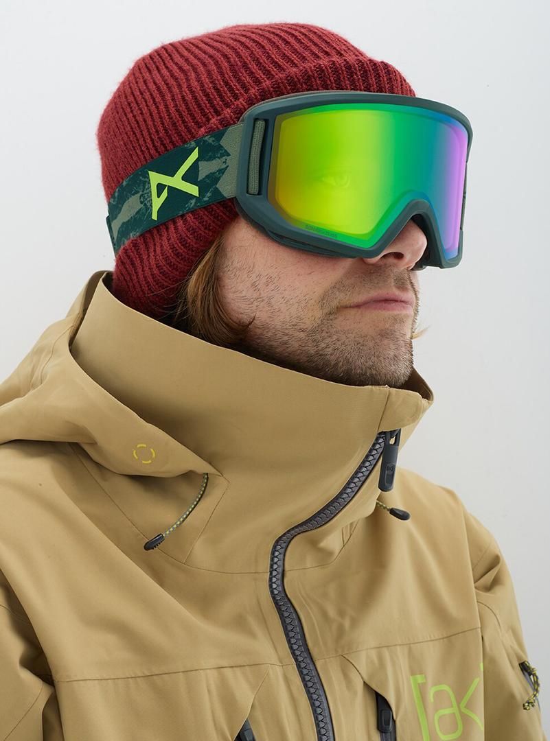Anon Relapse Sonar Lens Esqui Deportes Y Aire Libre Deportes De Invierno