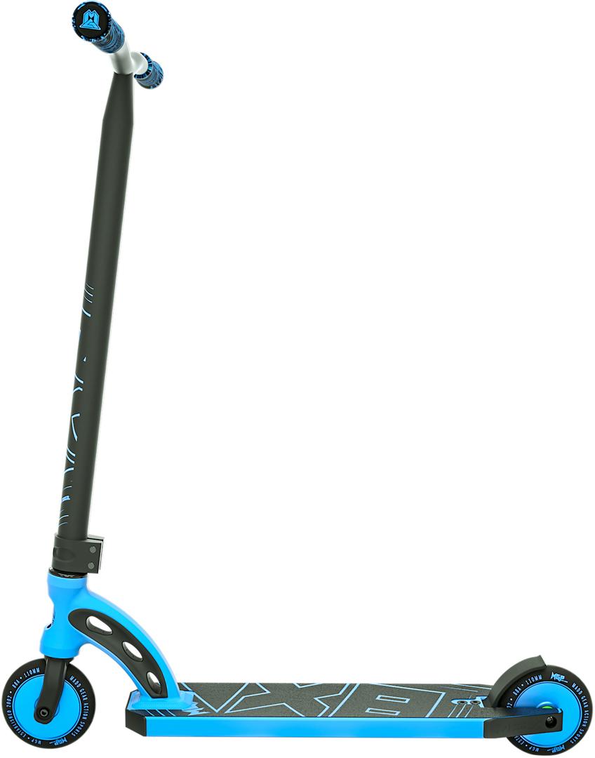 madd scooter stuntscooter mgp vx8 pro solids blue kinder. Black Bedroom Furniture Sets. Home Design Ideas