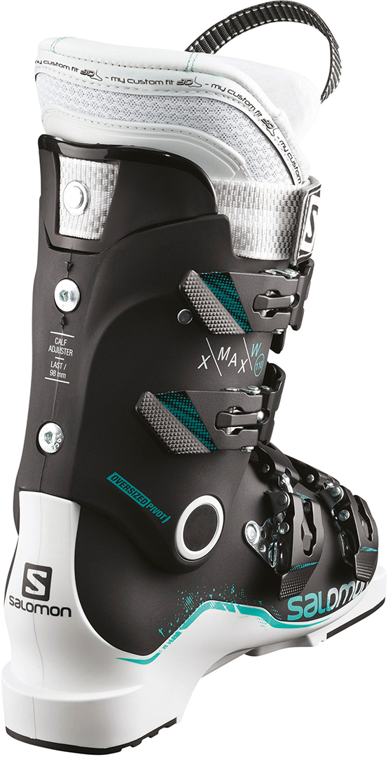 60c3bad660 Head - Ski boot Head Vector Evo 110 W Black Anthracite Green - best ...