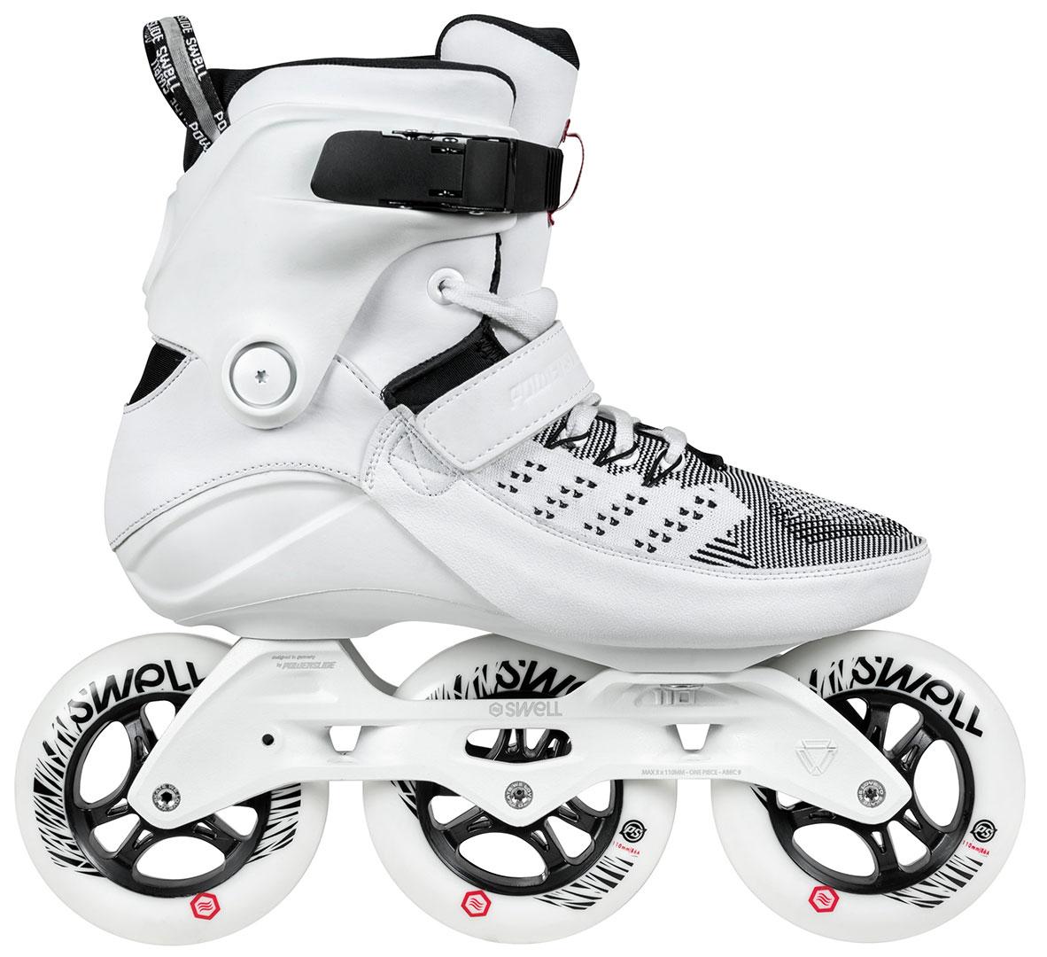 c060fad1dc471 SWELL TRINITY 110 Inline Skate 2019 ultra white