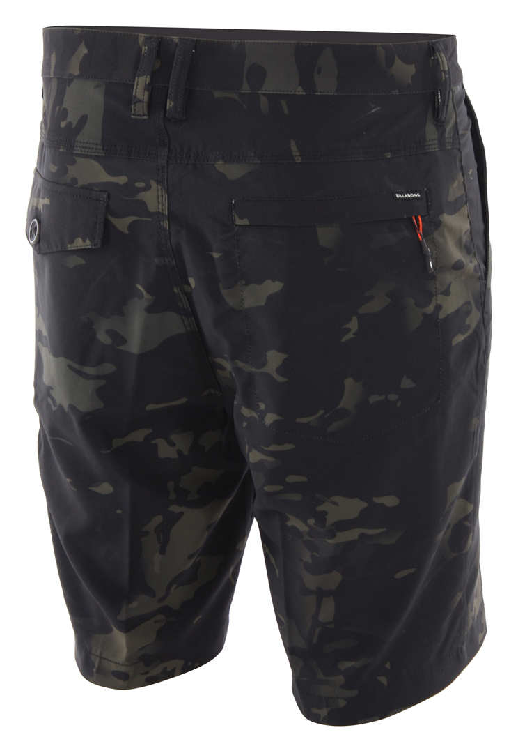 Détails sur Walkshort pantalon short Billabong surftrek Cargo Walkshort 2019 Black Camo courte afficher le titre d'origine