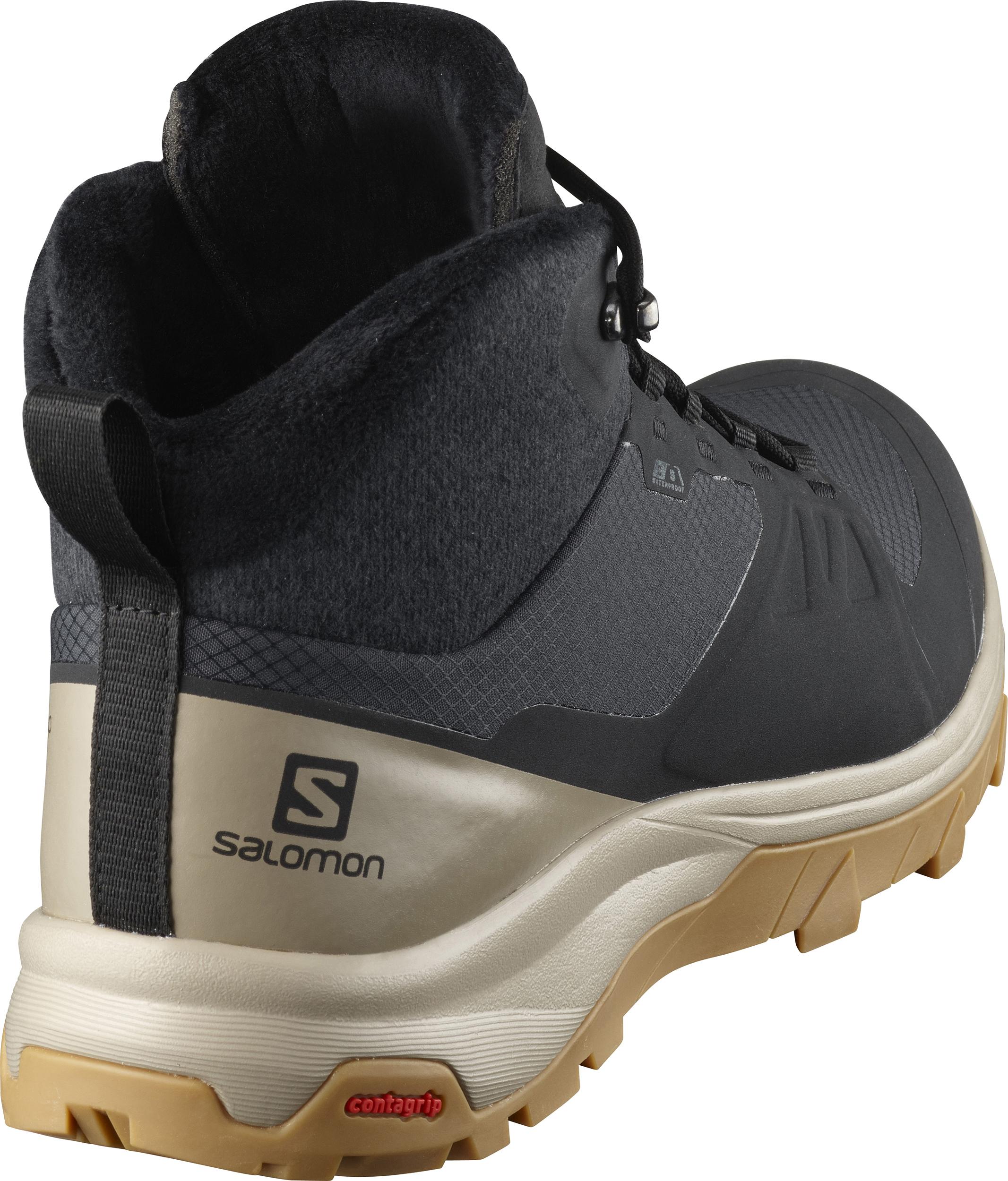 Salomon OUTSNAP CSWP W Schuh 2020 blackvintage kagum ti3pu