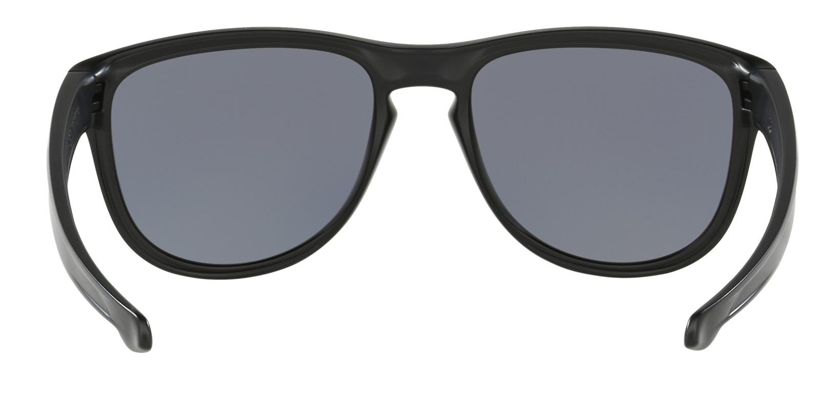 0c5e8fe6902 Oakley SLIVER ROUND Sunglasses matte black grey