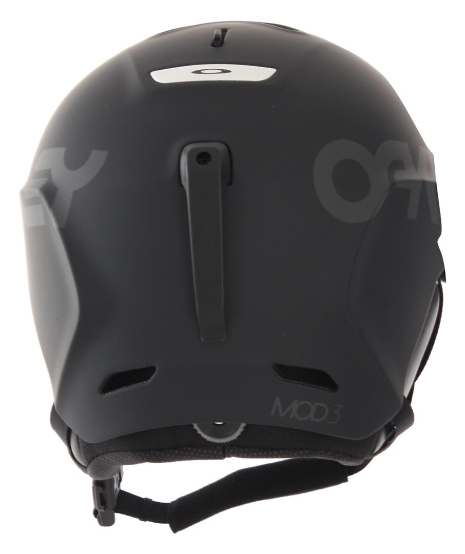 3ceff29547 Oakley MOD3 FACTORY PILOT Helmet 2019 blackout