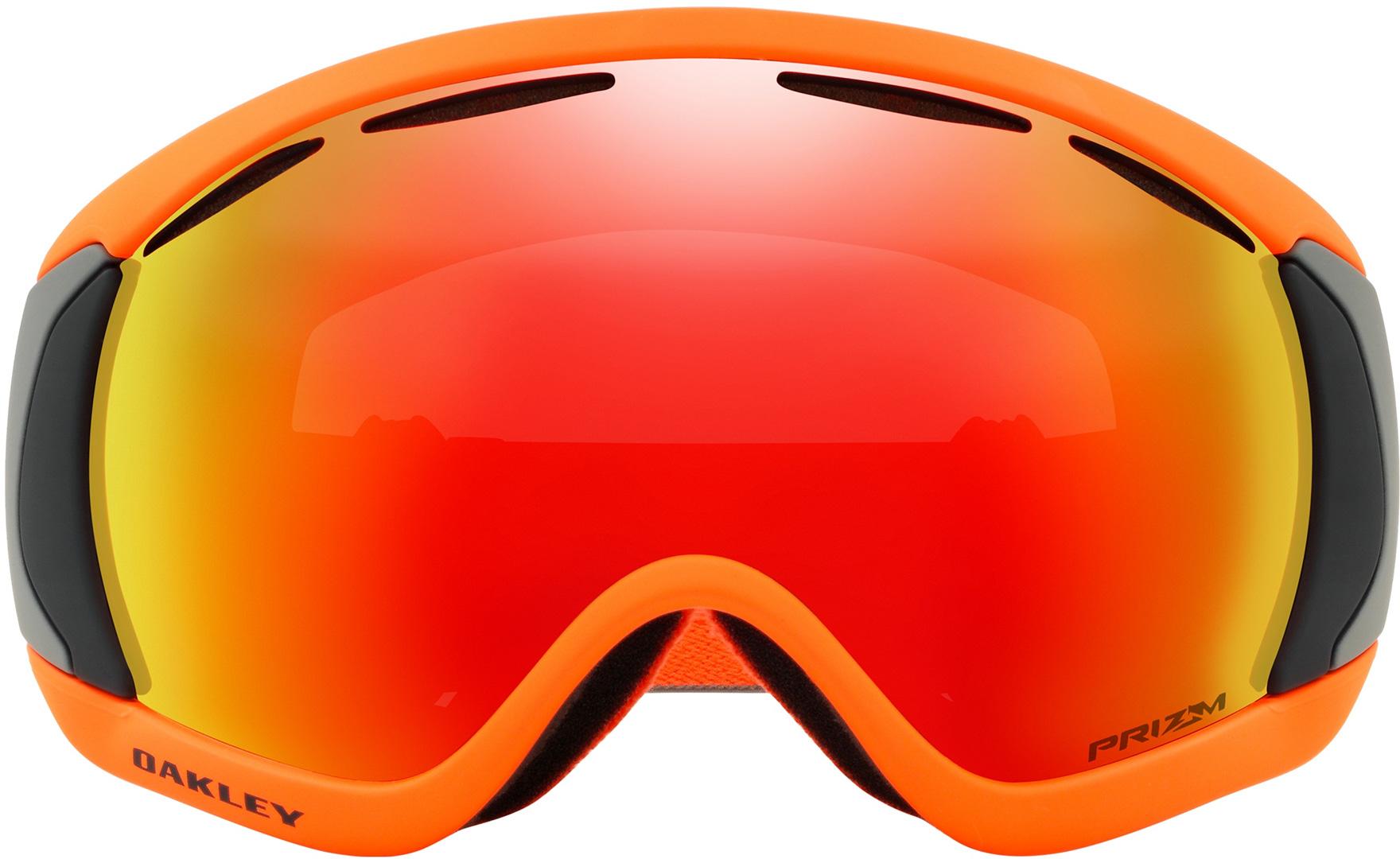 0617153d5339 CANOPY Goggle 2019 orange dark brush prizm torch iridium