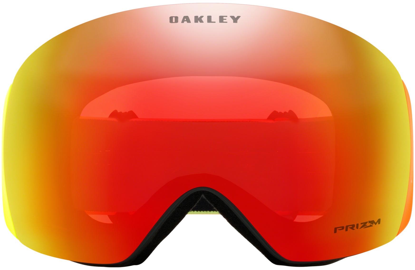 5eb09f89de Oakley FLIGHT DECK Goggle 2019 harmony fade prizm torch iridium ...